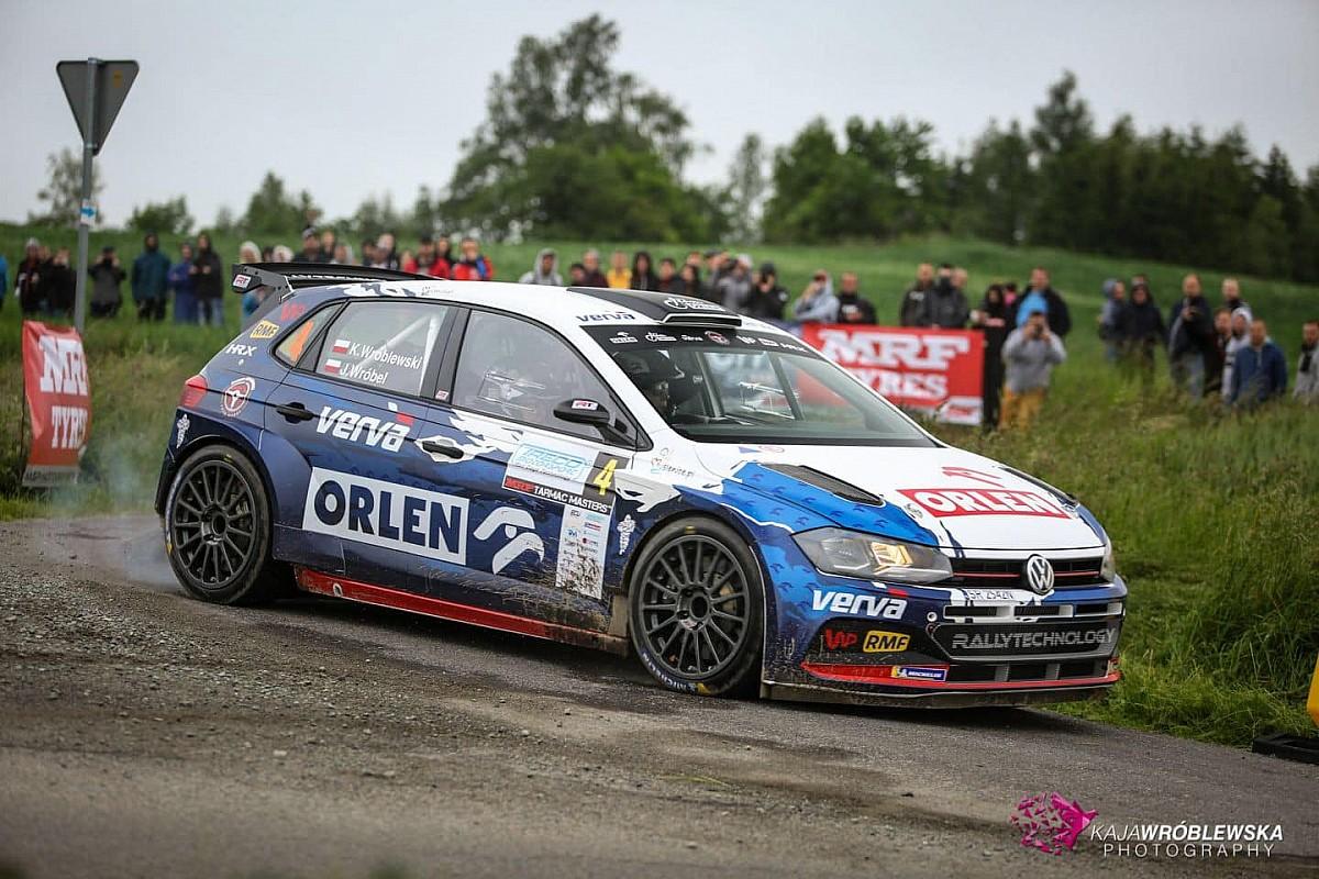 Wróblewski i Wróbel najszybsi w Rally Ireco Motorsport