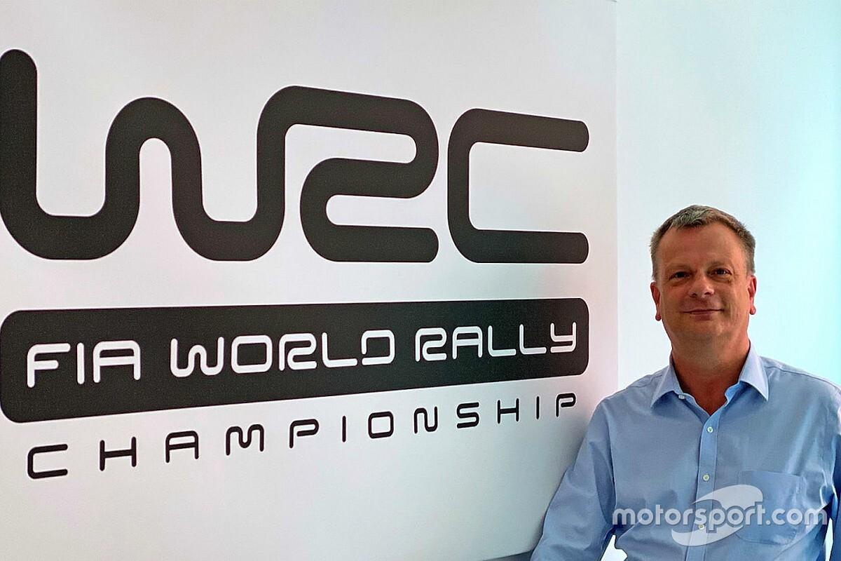 Thul zasili szeregi promotora WRC