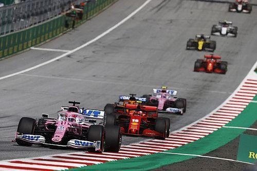 Racing Point: Keserédes vasárnap
