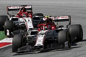 Giovinazzi pense progresser grâce à Räikkönen