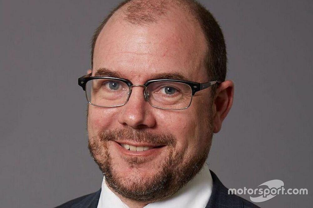 Motorsport Australia names new president