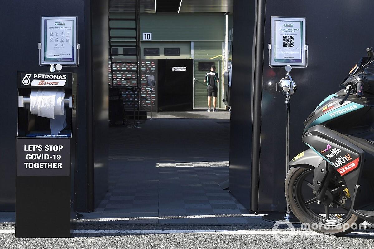 Un protocolo especial permitirá a MotoGP evitar la cuarentena en Qatar