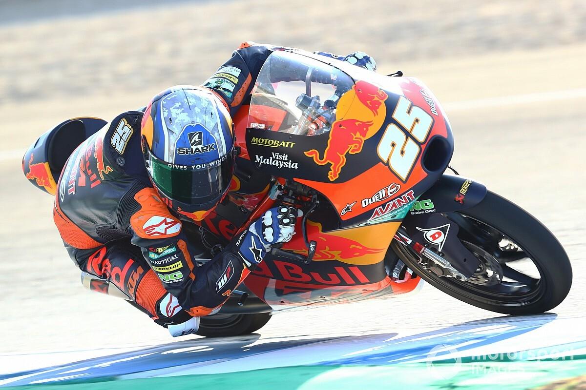 Moto3, Brno 2. antrenman: Fernandez lider, Deniz 22. sırada