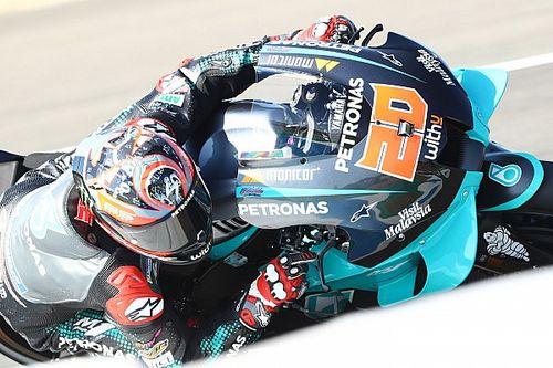 MotoGPアンダルシア決勝:好調クアルタラロ2連勝! 中上貴晶が自己ベスト4位