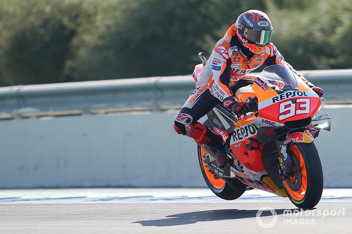 "Stoner: MotoGP lacking ""next level"" with Marquez absent"