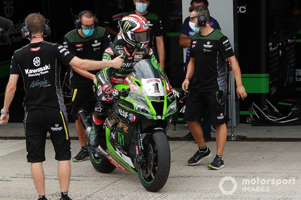 La Superbike torna in pista per due giorni di test a Jerez