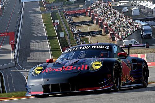 Red Bull lográ el título en caótica carrera en Spa en LMES