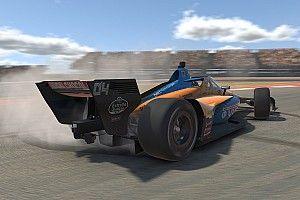 Indycar Challenge COTA: Norris, spin atmasına rağmen kazandı!