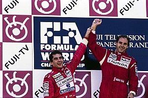 F1: Ex-companheiro de McLaren, Berger defende que Senna é o melhor piloto da história