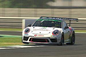 Giassi volta às pistas em Silverstone pelo mundial da Porsche TAG Heuer Esports Supercup