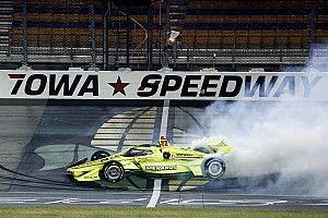 IndyCar Iowa-Rennen 1: Pagenaud-Sieg von ganz hinten und Herta-Crash