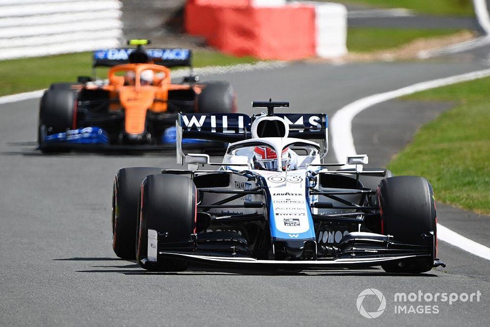 Russell pénalisé sur la grille de départ à Silverstone