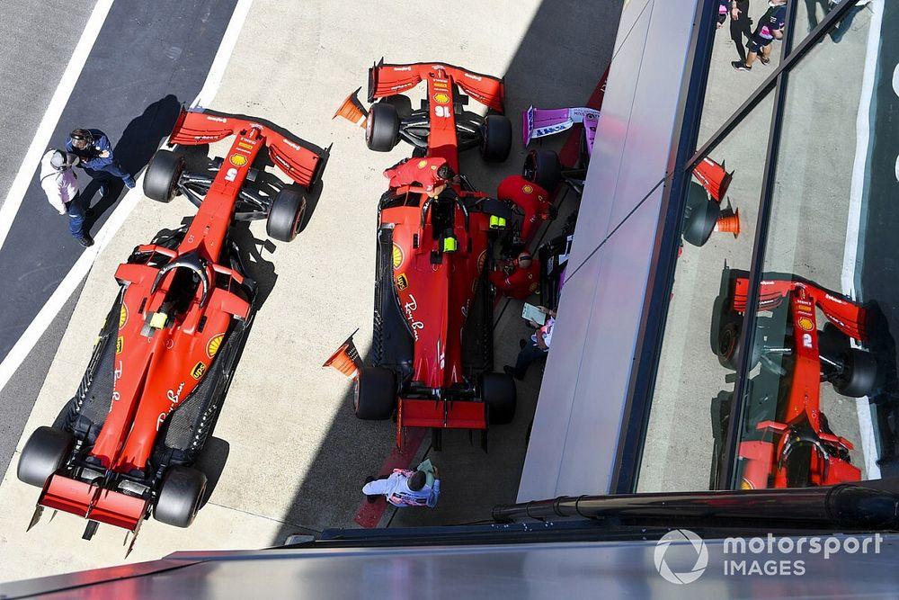 'Palizas' a Vettel, Bottas y Albon y más duelos entre compañeros en 2020