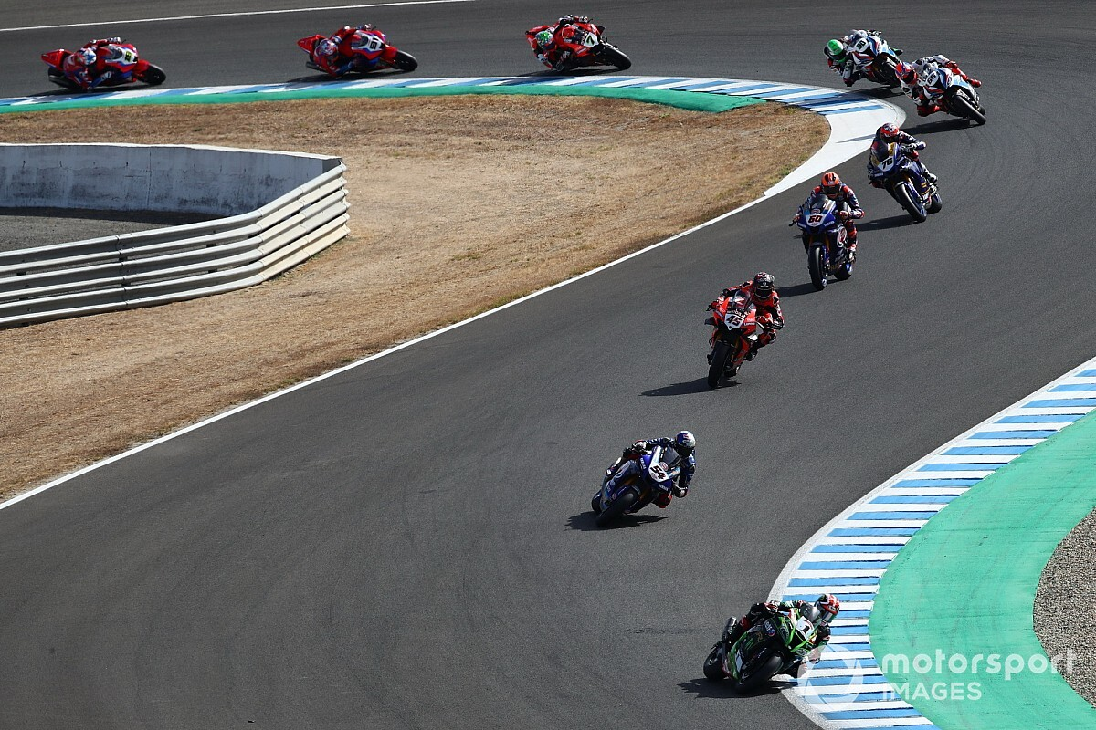 Los horarios del WorldSBK en Portimao para no coincidir con MotoGP