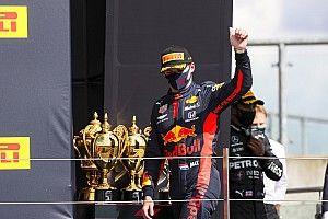 Verstappen con sentimientos encontrados por el segundo lugar