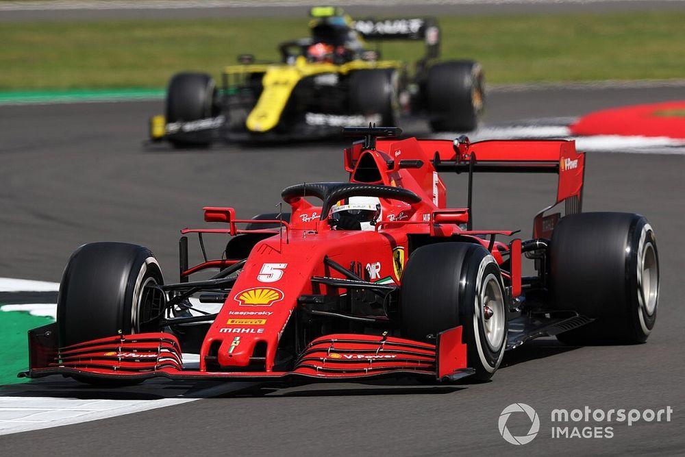 Renault progress shows Ferrari can recover performance - Sainz