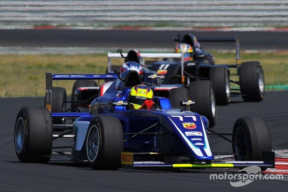 F4, Imola, Gara 3: vittoria di uno straordinario Rosso