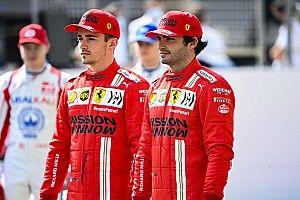 Az első F1-es tesztnap Leclerc számára hamarabb véget ért! – A monacói szerint nincs nagy gond...