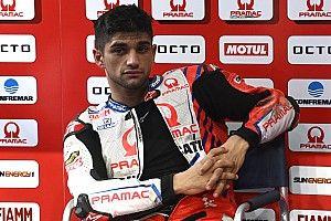 Martín no fue operado y está casi afuera para Jerez