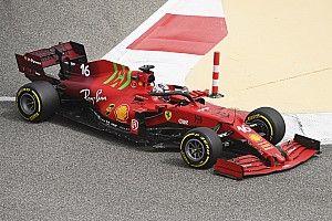 "Leclerc hoopvol over nieuwe Ferrari: ""Enkele positieve signalen"""