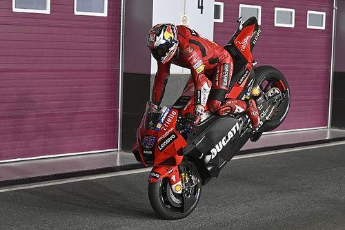 Miller 'enjoying' being tagged as MotoGP title favourite