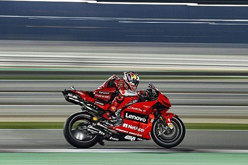 Fotogallery MotoGP: dominio Ducati nel venerdì di libere a Doha