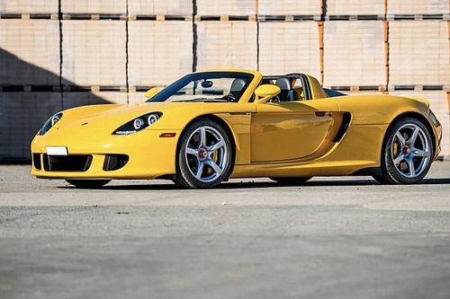 L'asta dei sogni per gli appassionati Porsche