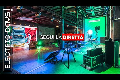 Segui gli Electric Days Digital 2021 in diretta!