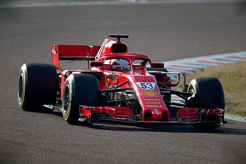 Ferrari, Fiorano testlerini Ilott ile tamamladı