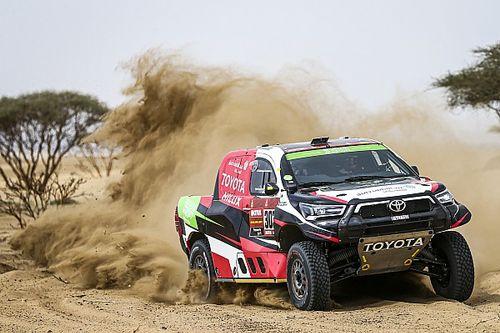 Al-Rajhi klopt Peterhansel in spannende zevende etappe Dakar 2021