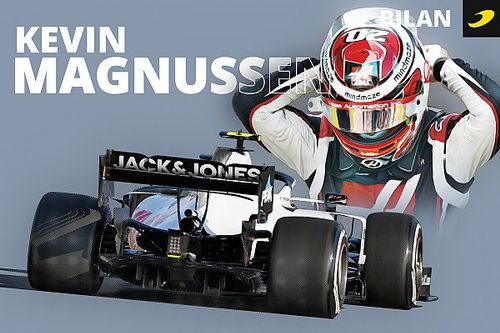 Bilan 2020 - Le dernier tour de piste de Magnussen?