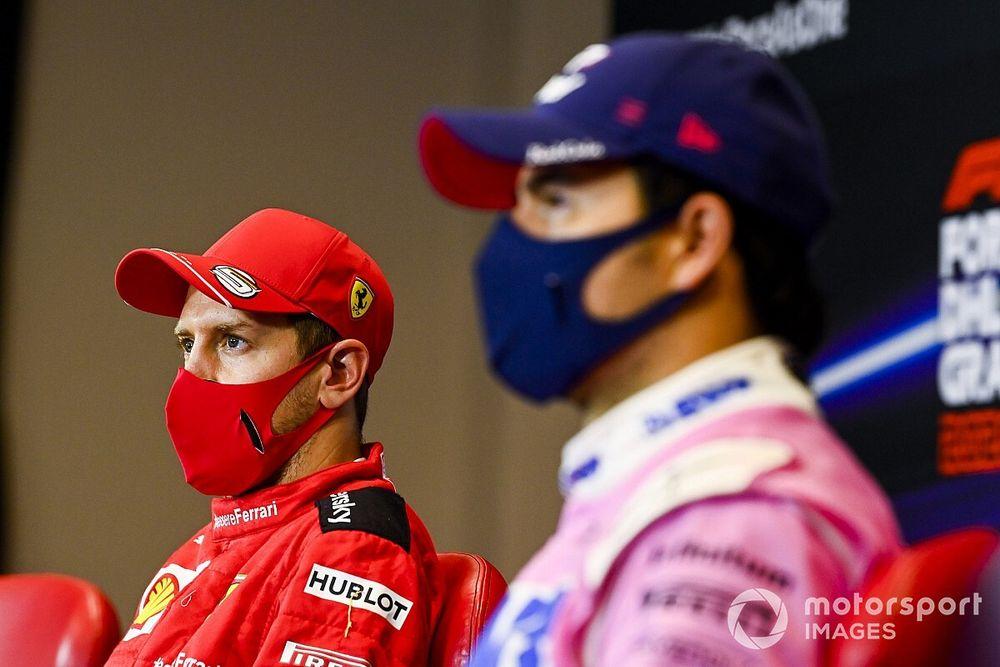 Vettel, Ocak ayından önce Racing Point'e katılamayabilir
