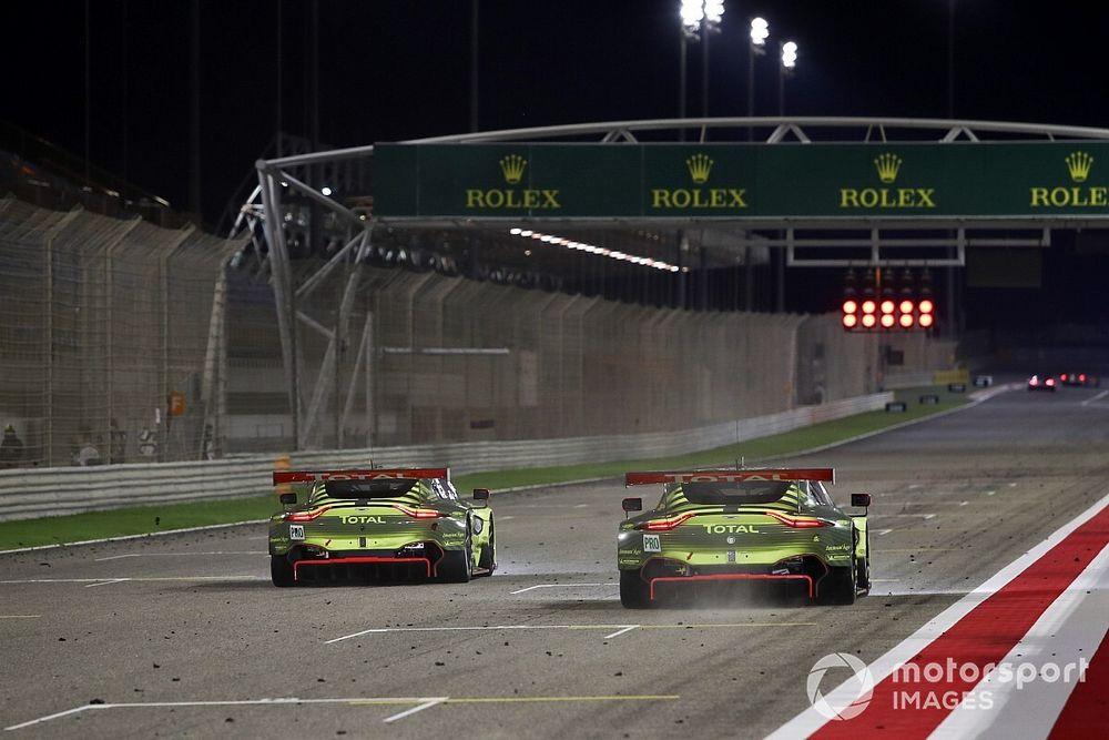 Aston Martin chiude il programma LMGTE Pro nel FIA WEC