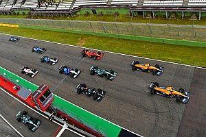 الموافقة على خطّة سباقات التصفيات القصيرة في الفورمولا واحد