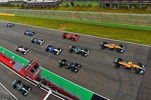 Officieel: Formule 1 organiseert drie sprintraces in 2021
