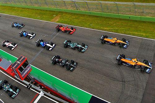 F1予選スプリントレースの実施が決定! ドメニカリCEO「ドライバーも楽しんでくれるはず」