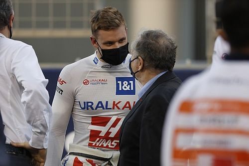 """Marko: """"Schumacher motivasyonunu kaybetmemeli"""""""