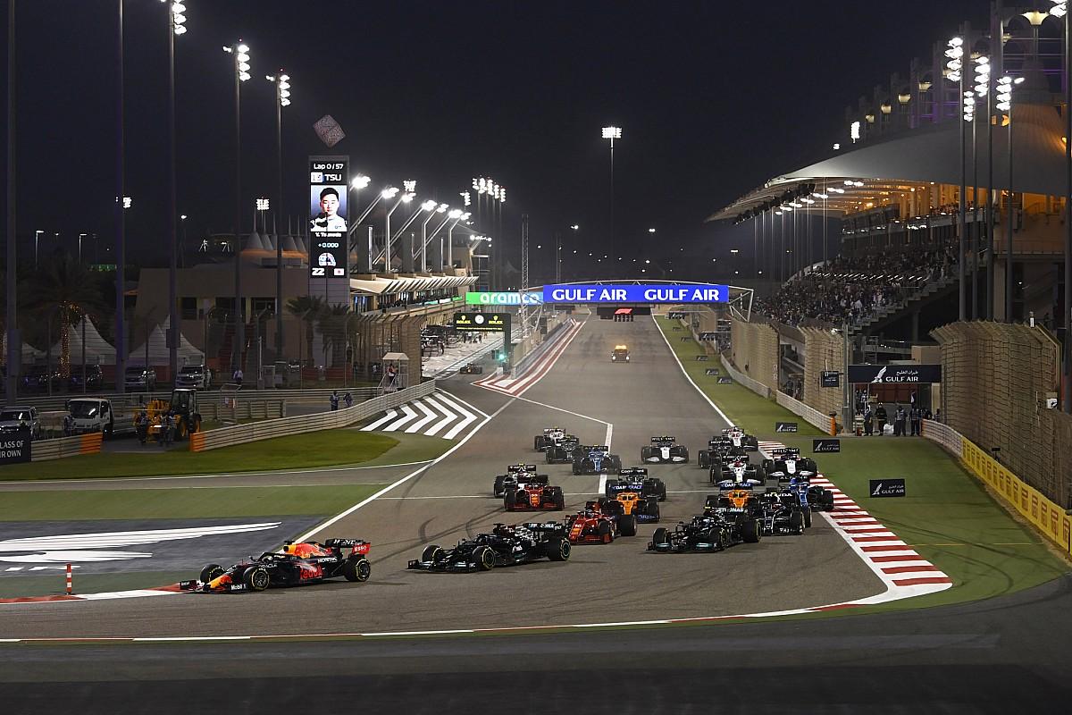 GP de Bahréin F1: Timeline vuelta por vuelta