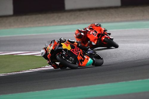 "KTM has ""taken a hard blow"" by Qatar MotoGP tyre allocation"