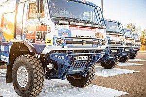 KAMAZ-master hoopt met Goodyear-banden opnieuw te scoren in Dakar Rally