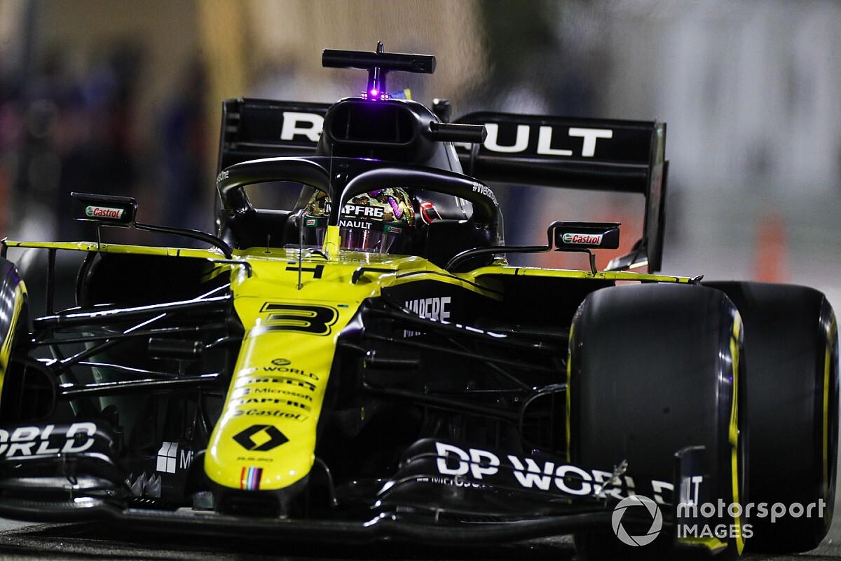 "Ricciardo: Patience will be key to seizing Sakhir ""opportunity"""
