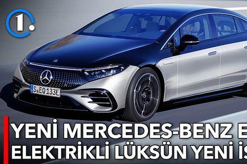 Mercedes-Benz EQS |İlk Bakış Videosu