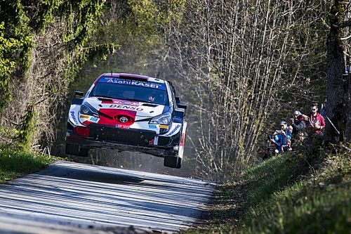 WRC, Rally Croazia, PS9: Ogier in testa. Hyundai sbaglia gomme