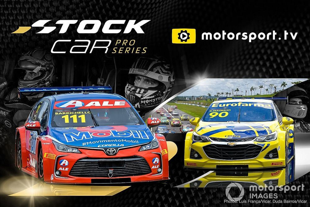 A brazil Stock Car Pro Series 2021-es szezonját is követhetitek a Motorsport.tv-n