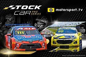 Na Motorsport.tv, Stock Car se torna primeira categoria brasileira com transmissão internacional permanente