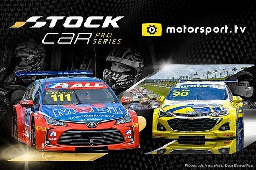 Motorsport.tv Siarkan Langsung Stock Car Pro Series