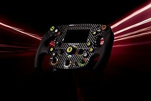 Thrustmaster Rilis Replika Setir Ferrari SF1000
