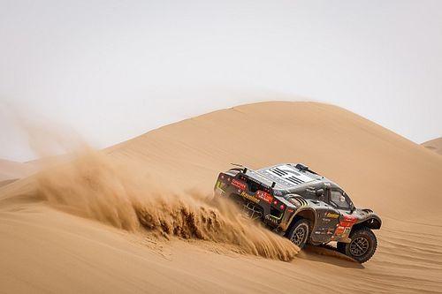 Fotogallery Dakar 2021: la penultima fatica sulle dune di Yanbu