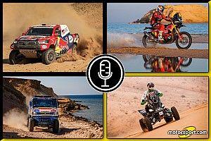 "Podcast Dakar: ""Dune Mosse"" - Tappa 11"