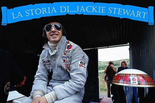 La storia di... Jackie Stewart